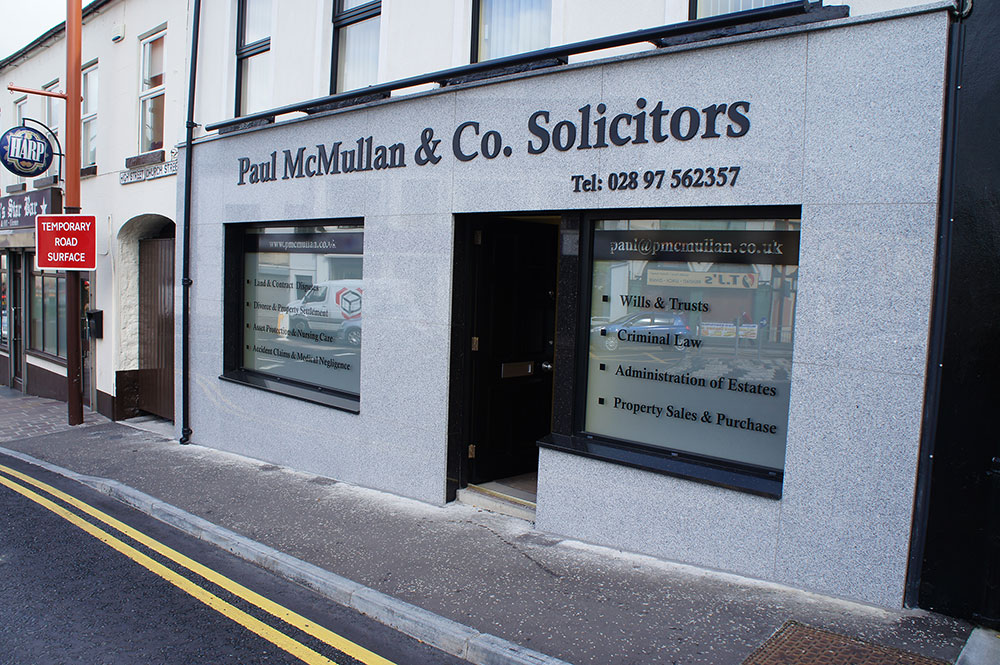 Commercial Premises, Ballynahinch