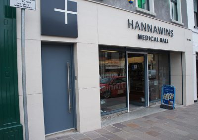 Commercial Premises, Hannawins, Ballynahinch